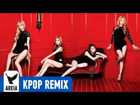 Stellar (스텔라) - Vibrato (떨려요) | Areia Kpop Fusion #32 SEXY KPOP REMIX