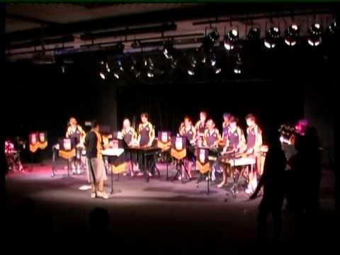 Percussion Ensemble BSS Cairns Tour 2007 Smithfield Senior Concert
