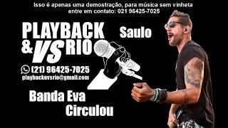Cirulou Karaoke Saulo Banda Eva