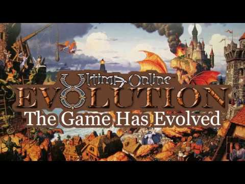 UO Evolution – Ultima Online Custom Freeshard: UO Evolution