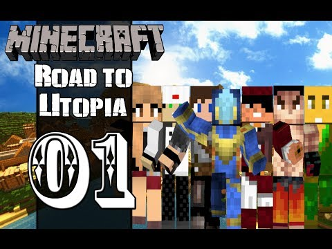 Road to Utopia - Minecraft: Road to Utopia :: S02 E01 - A fresh Start!