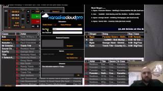 Karaoke Cloud Pro (Digitax) Integration with PCDJ KARAOKI - Webinar Presentation