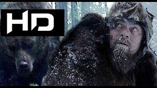Leonardo DiCaprio vs El Oso [1080p HD]