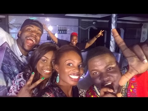 Baseline music star SKales gets the Loftmates to shake body @MVP lounge with Dj Lambo on the mix.