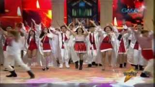 Sunday All Stars - TWEETHEARTS 'Aicelle Santos, JayR, Mark H. etc = 12/15/13