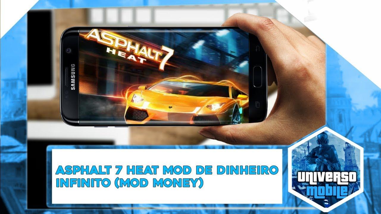 Asphalt 7 heat mod de dinheiro infinito para android 2019 youtube.