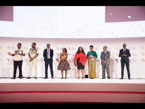 #NEF2018 Plenary: Conversation with Africa's Brightest Innovators
