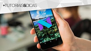 Como deixar o Android com visual do NOVO Android N 7.0