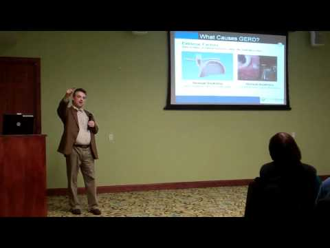 Dr. Radu Constantine On GERD And Transoral Incisionless Fundoplication (TIF) Part 1 Of 3