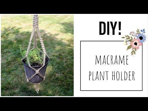 diy-||-easy-macrame-plant-hanger