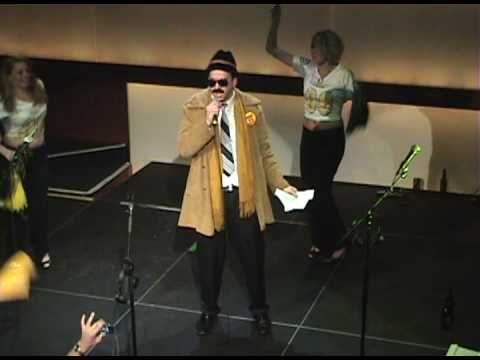Pittsburgh Steelers Polka music by the Trel-Tones sung by Bratislav-WDVE Steelers Pep Rally