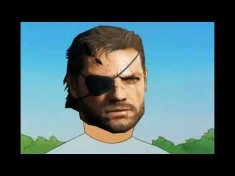 Metal Gear Solid V: King of the Hill