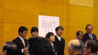 長崎県西海市立雪浦小学校幸物分校閉校式(平成25年2月17日)
