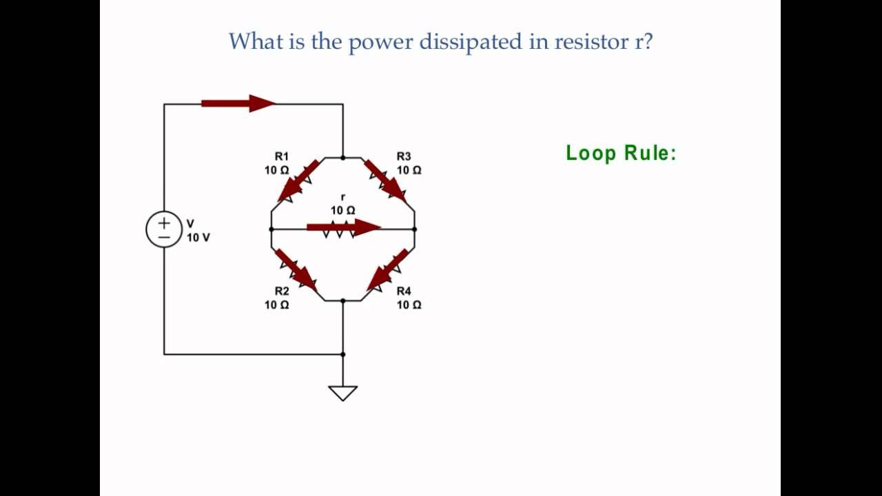 Wheatstone Bridge Circuit Youtube Manual Guide Wiring Diagram Dc Thevenin Norton Equivalent Example 3 Circuits Unstrained Rh Com Equation Breadboard