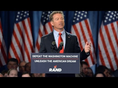 All About Rand Paul - US Presidential Election 2016 Republican Candidate
