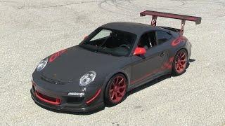 Porsche 997 GT3 RS Videos