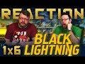 "Black Lightning 1x6 REACTION!! ""Three Sevens: The Book of Thunder"""