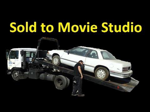 SOLD!!! Movie Studio Car Transport ~ 2Pac / Tupac Universal Video