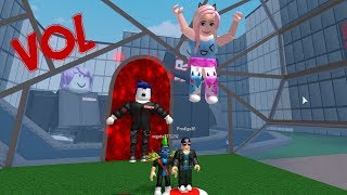 MY BEST ROBLOX ESCAPE
