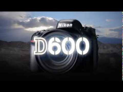 Nikon D600 (Nikon Imaging Products)