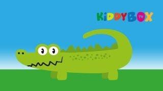 Eiapopeia, was raschelt im Stroh - Kinderlieder (KIDDYBOX.TV)