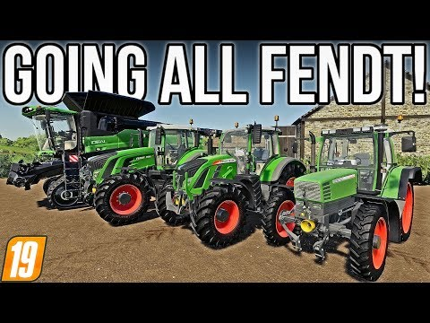 BUYING LOTS OF FENDT!   Mercury Farms E39   Let's Play FS19
