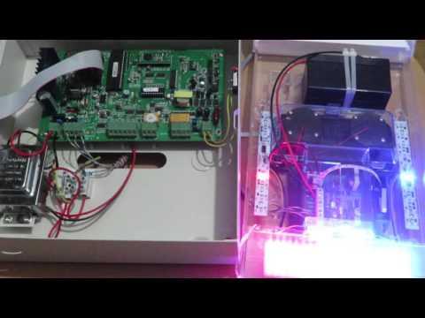 Reksos Alarm Paneli Siren bağlantısı - Alarm Panel Siren Connection