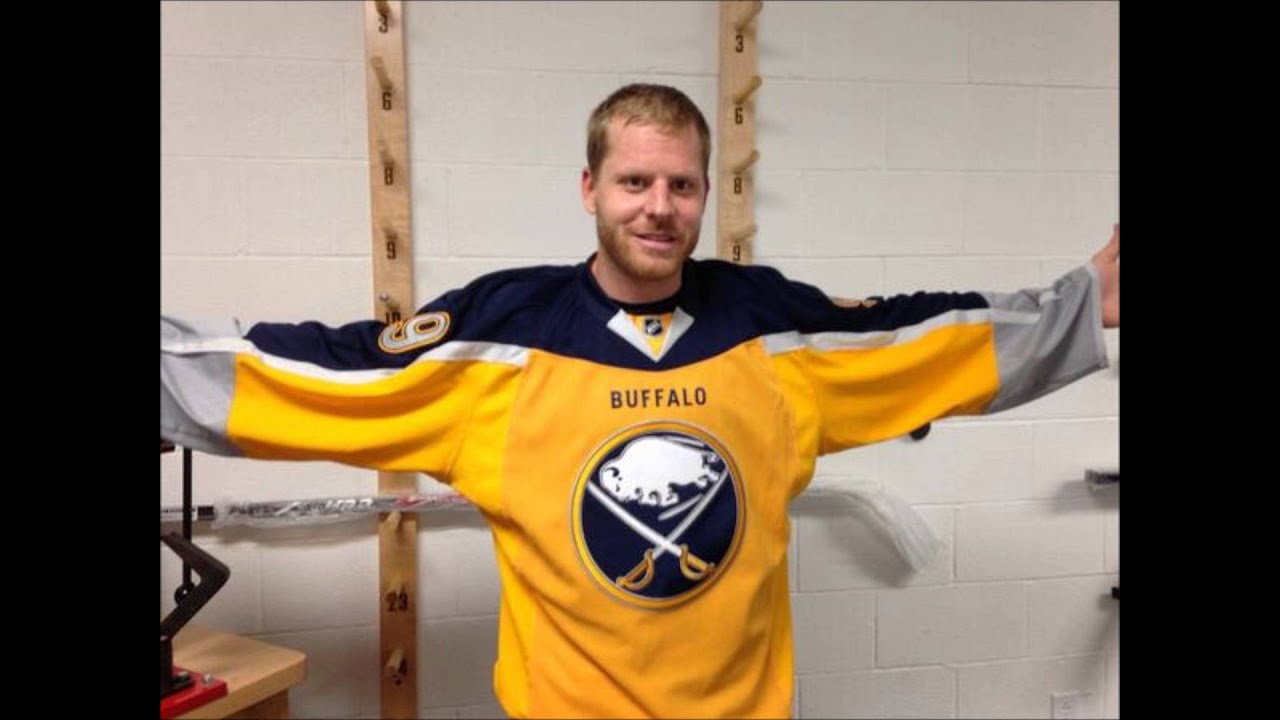 competitive price 06700 a34d0 NHL - New Buffalo Sabres Alternate (3rd) Jersey = Very Fugly!