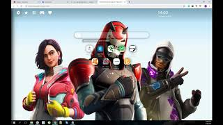 Cool Vendetta Fortnite Season 9 Skin HD Wallpaper Theme - For Fans!!!