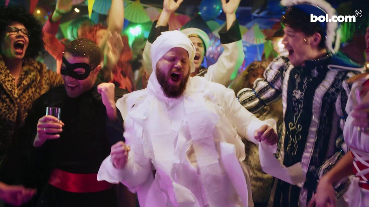 Bol.com: De winkel van  - last minute carnavallers