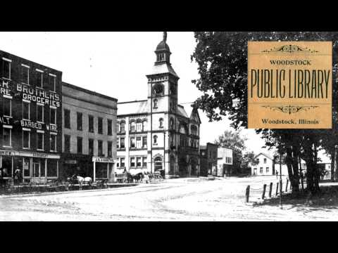 Brief History of the Woodstock Illinois Public Library