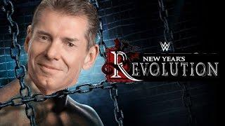 TEW 2016 WWE 2018 New Years Revolution 2018