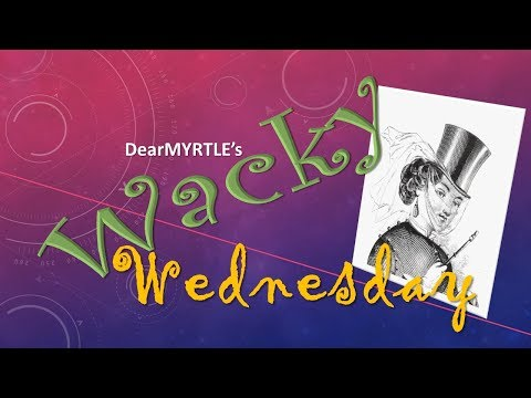 WACKY Wednesday - Online Searches