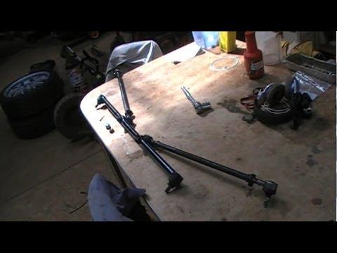 Steering Box Swap 1964 VW Bug videominecraft ru