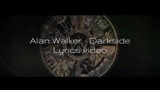 Alan Walker - Darkside (feat. Au/Ra and Tomine Harket) [Wick Lyric Video]