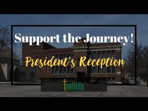 Nativity Preparatory Academy Virtual Presidents Reception 2020