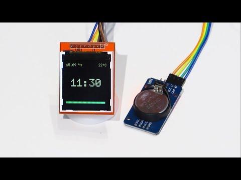Модуль часов DS3231: Обзор, подключение к Arduino, настройка и работа