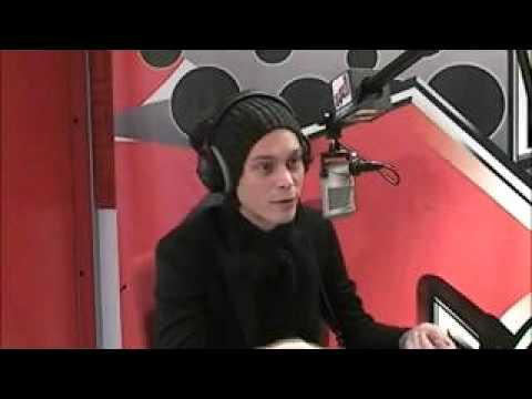 Ville Valo Interview NRJ Finnish Radio (part 1/3)