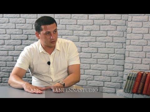 Телеканал АНТЕНА: #ANTENNASTUDIO: Олексій Мельник, керівник КП «ЧЕЛУАШ»? #2
