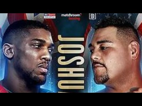 Anthony Joshua Versus Andy Ruiz One Year Later