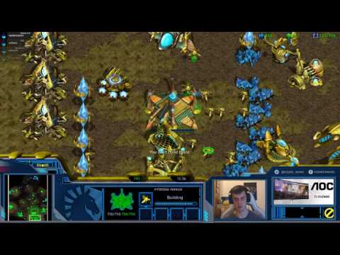 Stream highlights: SC: Remastered MaNa vs merz (PvsT)