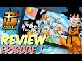 Dragon Ball Super Review FR Episode 1