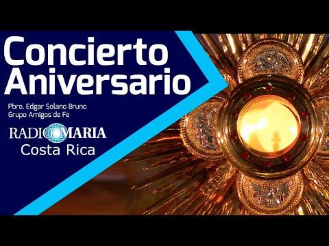 Especial del 16 Aniversario de Radio María Costa Rica