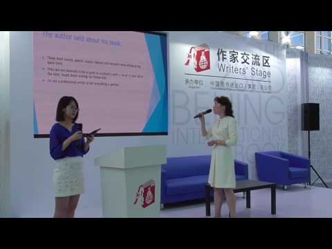 Beijing Book Fair presentation: Eleven by Minn - Australian Self Publishing Group