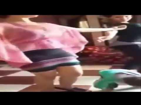 96c1dbdd7318c وصلة رقص منزلية مصرية جسم جامد