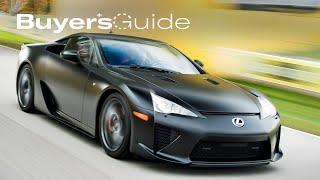 2012 Lexus LFA | Buyer's Guide