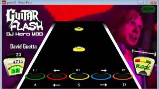 Guitar Flash [DJ Hero] Salt 'n' Pepa vs Armand Van Helden - Push It vs I Want Your Soul