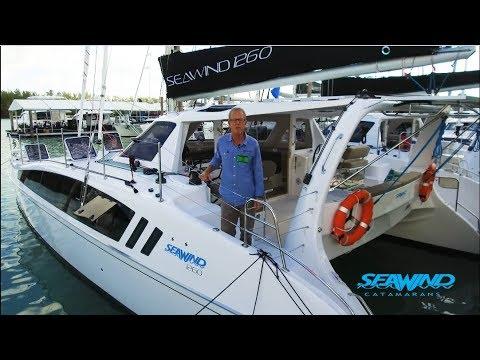 Seawind 1260 Full Features Walk through with Kurt Jerman