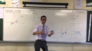 Integrals & Area (1 of 2: Finding the limitations of Integrals)
