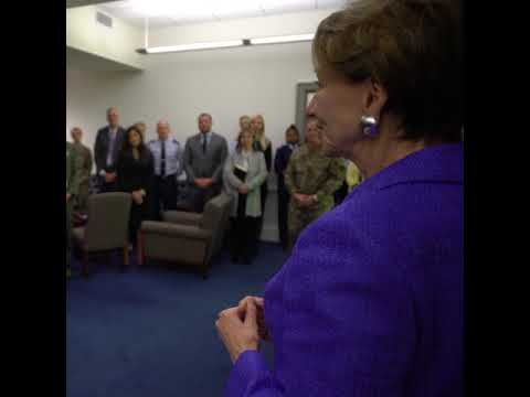 AFNow - 25th Secretary of the Air Force Barrett Swearing In Pentagon
